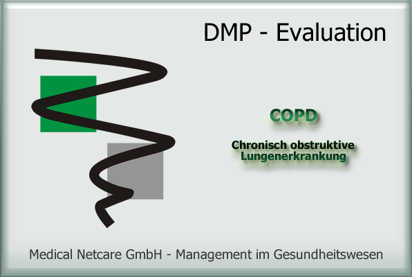 DMP-Evaluation - Evaluation of the Disease Management Programs